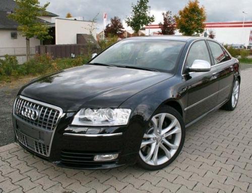 Audi A8 Quattro Repair